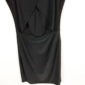 Express Dresses - Express Black Dress Open Back Size Medium